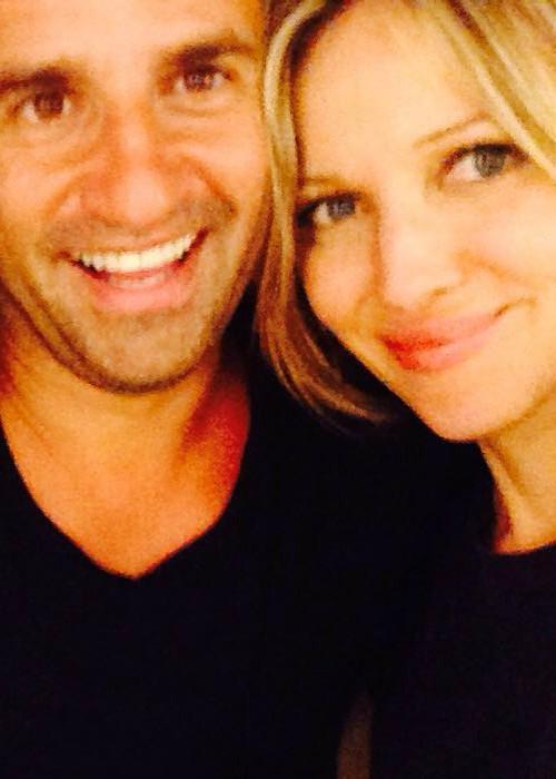 Kate Beahan (Right) in an Instagram selfie as seen in August 2015