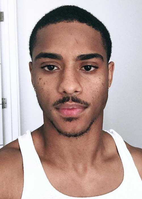 Keith Powers Height Weight Age Body Statistics Healthy Celeb