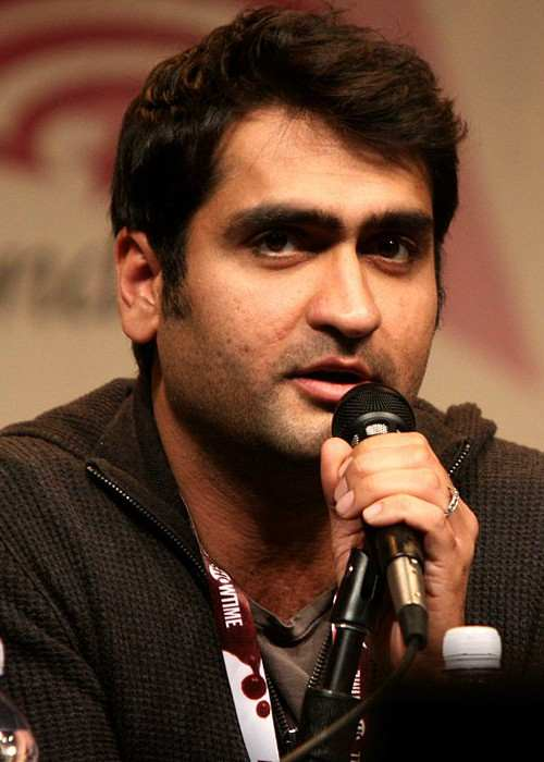 Kumail Nanjiani at WonderCon in 2012