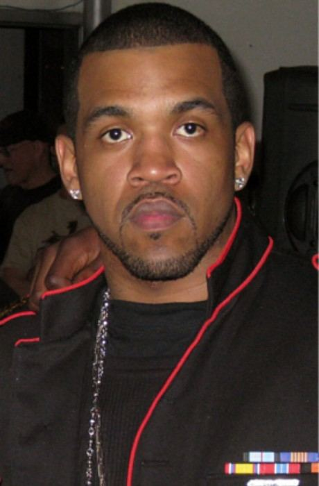 Lloyd Banks as seen in April 2008