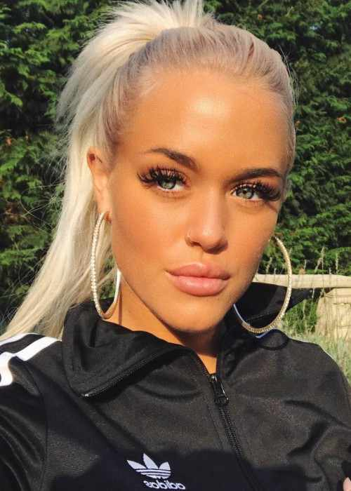 Lottie Tomlinson Height, Weight, Age, Body Statistics