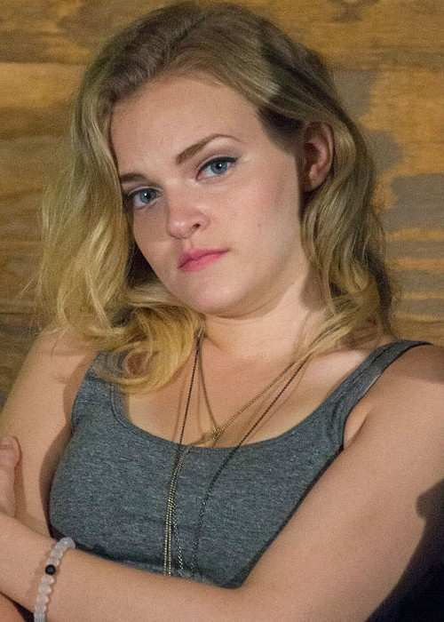 Madeline Brewer at the ATX TV Festival in 2014
