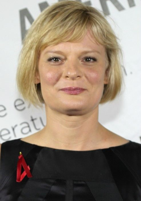 Martha Plimpton at the 2015 PEN Gala