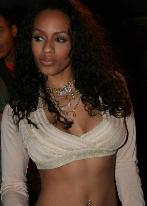 Melyssa Ford in March 2005