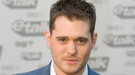 Michael Bublé Height, Weight, Age, Body Statistics