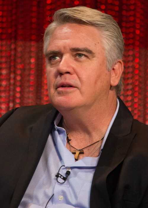 Michael Harney at the Paleyfest in March 2014
