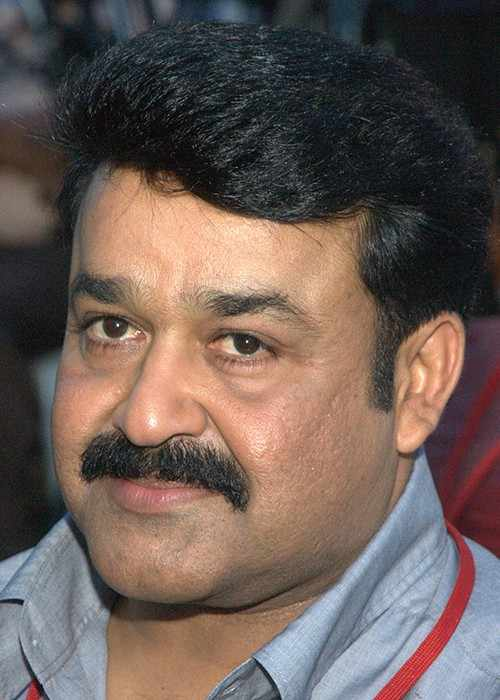 Mohanlal at the 17th International Film Festival of Kerala in 2012