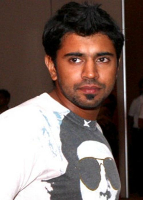 Nivin Pauly at CCL2 party in 2012