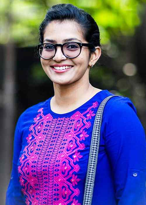 Parvathy at Naatkal Teaser Launch in January 2016