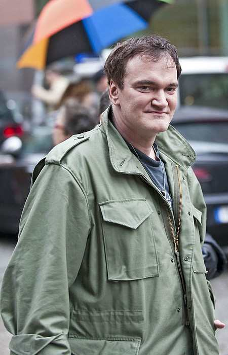 Quentin Tarantino at the Berlin Film Festival in 2009