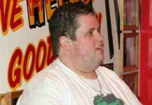 Ralphie May Healthy Celeb