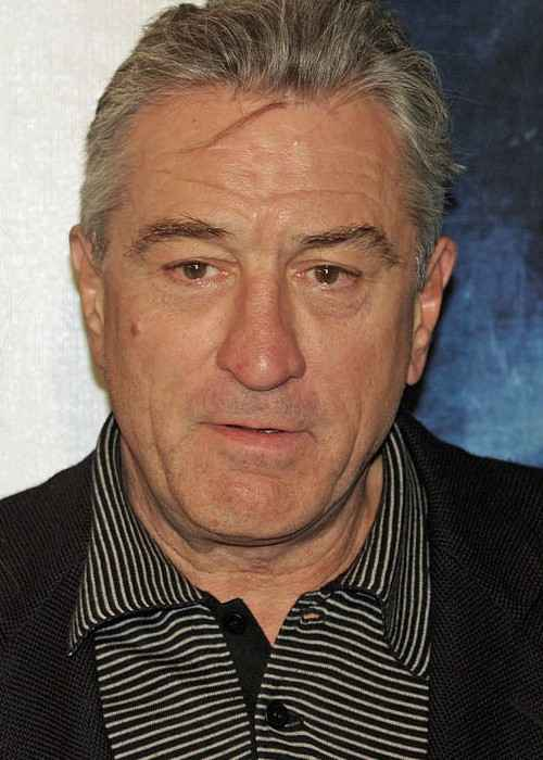 Robert De Niro at the 2008 Tribeca Film Festival