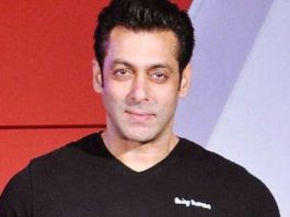 Salman Khan during the launch of his biography book