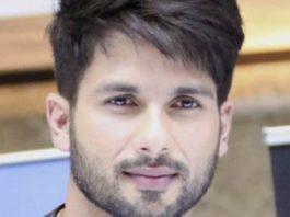 Shahid Kapoor during a press conference in 2014