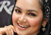 Siti Nurhaliza Healthy Celeb