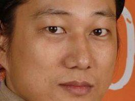 Sung Kang Healthy Celeb