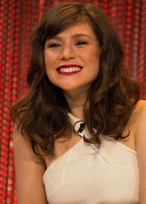 Yael Stone at Paley Fest in March 2014