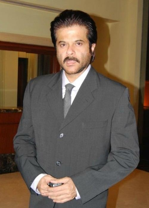 Anil Kapoor at the Indo Wales Friendship dinner at the JW Marriott