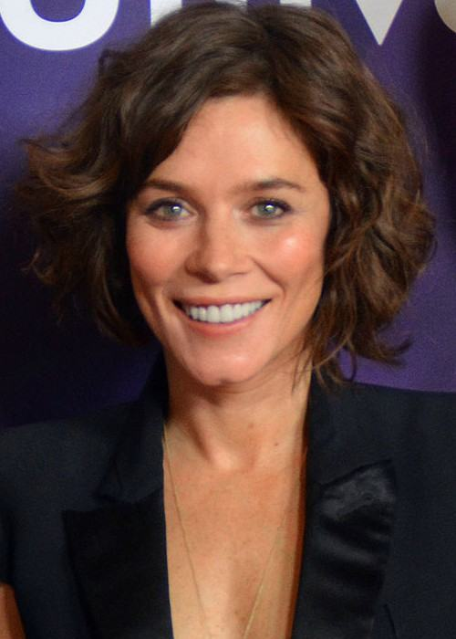 Anna Friel at the 2015 Television Critics Association's Press Tour