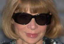Anna Wintour Healthy Celeb