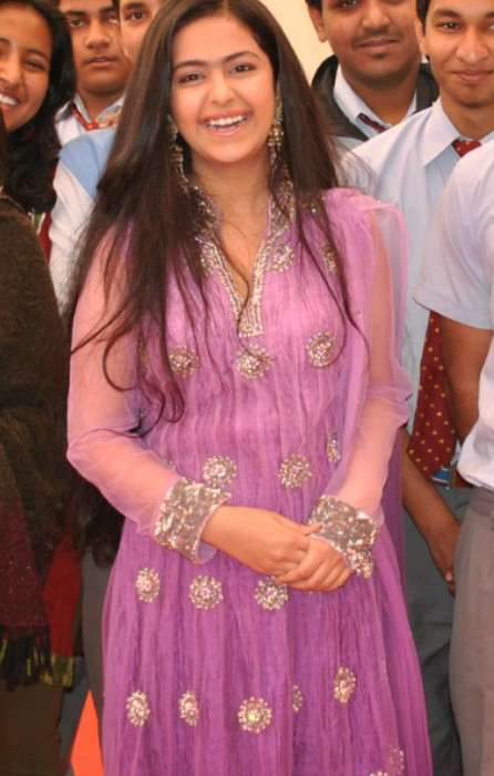 Avika Gor as seen in February 2011