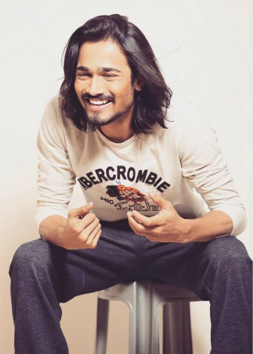 Bhuvan Bam as seen in March 2017