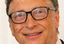 Bill Gates Healthy Celeb