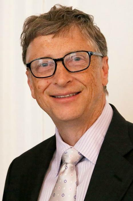 Bill Gates as seen in July 2014