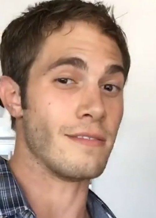Blake Jenner in a selfie in June 2017