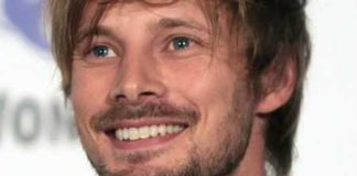 Bradley James Healthy Celeb