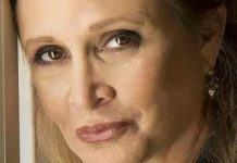 Carrie Fisher Healthy Celeb