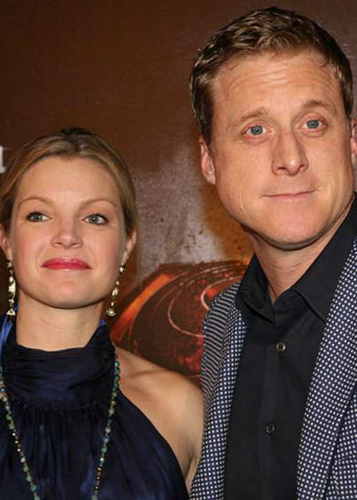 Clare Kramer and Alan Tudyk as seen in June 2013Clare Kramer and Alan Tudyk as seen in June 2013