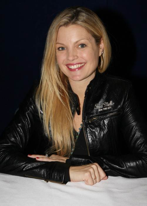 Clare Kramer in June 2013