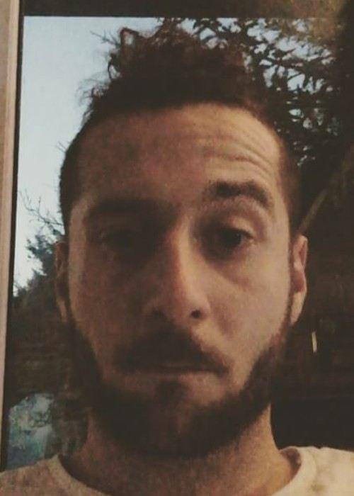 Elderbrook in an Instagram selfie as seen in December 2016