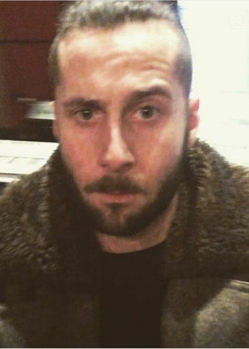 Elderbrook in an Instagram selfie in December 2016