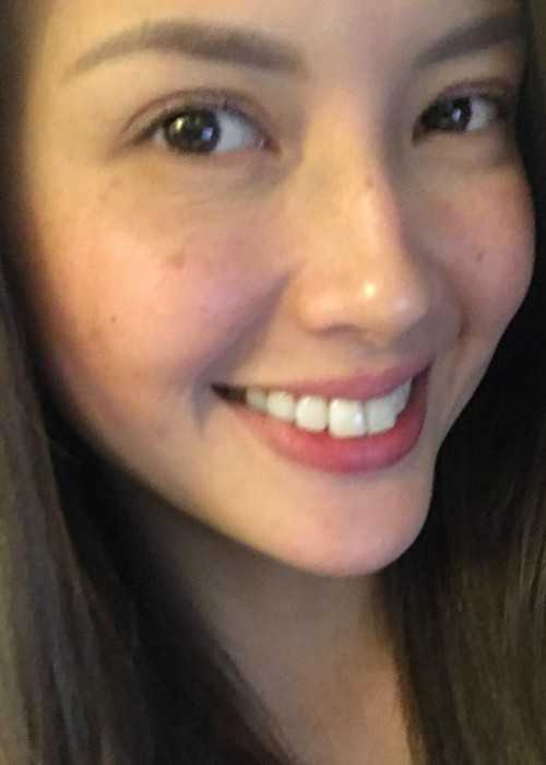 Ellen Adarna in an Instagram Selfie in July 2017