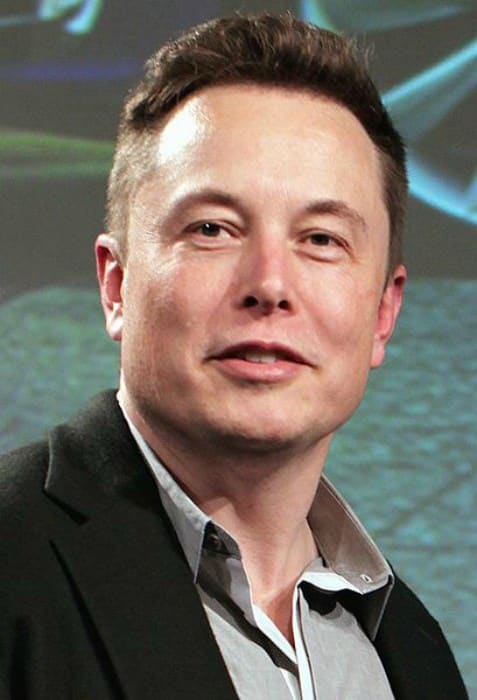 Elon Musk at the 2015 Tesla Motors Annual Meeting