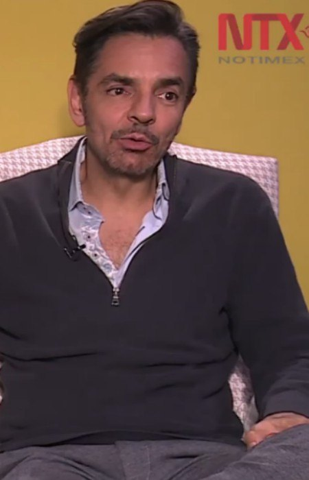 Eugenio Derbez as seen in June 2017