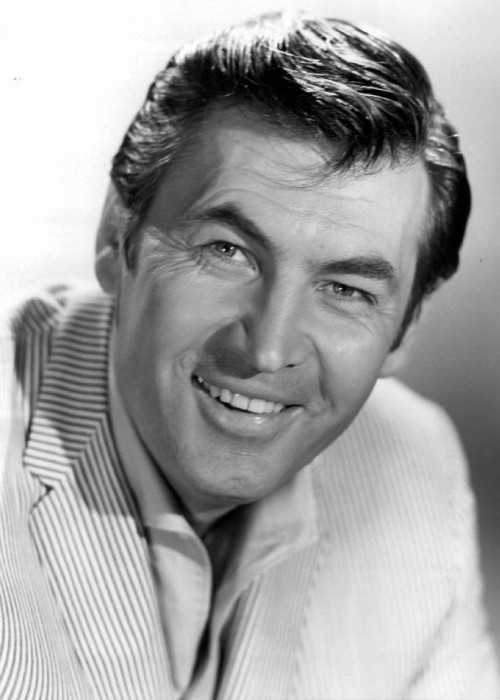 Fess Parker as seen in 1968