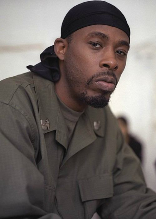 GZA as seen in March 2000