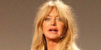 Goldie Hawn Healthy Celeb