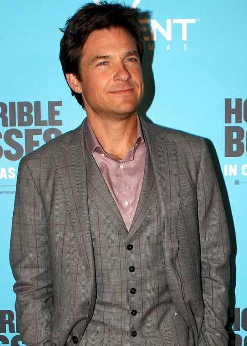 Jason Bateman at the Horrible Bosses Premiere in August 2011