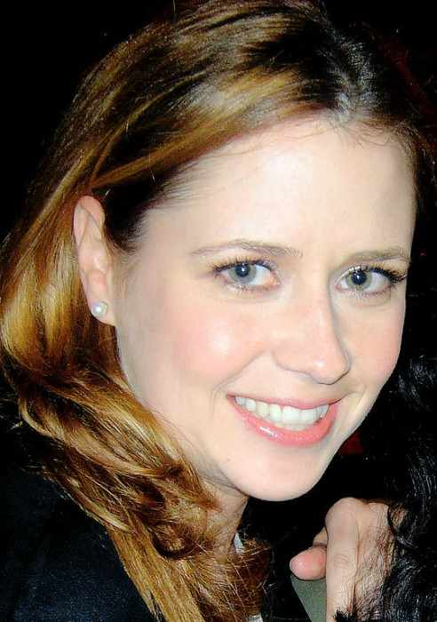 Jenna Fischer as seen in June 2008