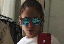Jennifer Lopez Healthy Celeb