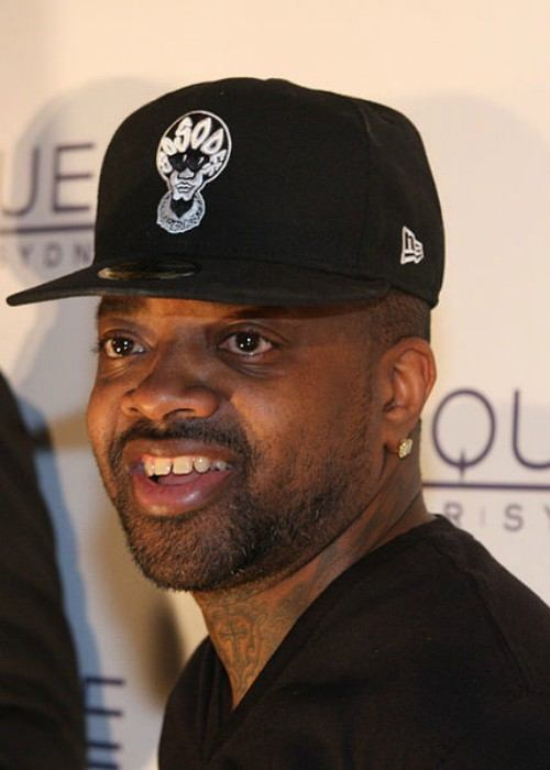 Jermaine Dupri as seen in March 2012