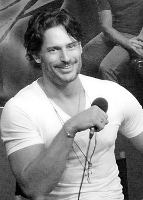 Joe Manganiello at the Bitten Convention in Northampton in 2011