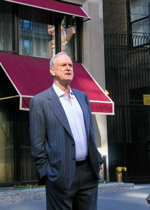 John Cleese as seen in May 2008
