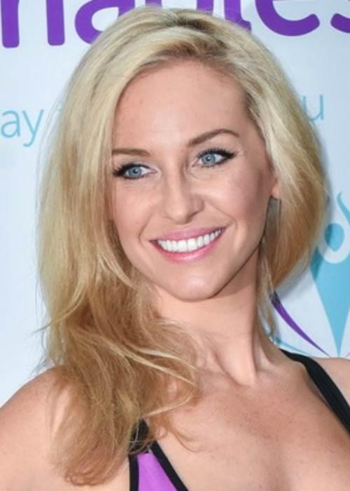 Josie Gibson as seen in February 2015
