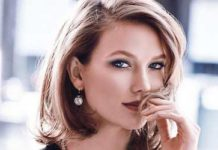Karlie Kloss headshot Healthy Celeb