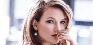 Karlie Kloss headshot Healthy Celeb